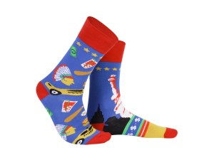 "Socks ""America"", Creative Travel collection"