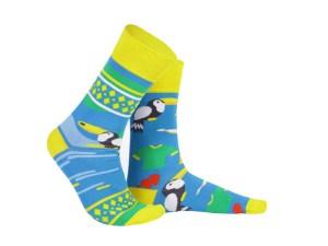 """Шкарпетки """"Бразилія"""" колекція Creative Travel"""