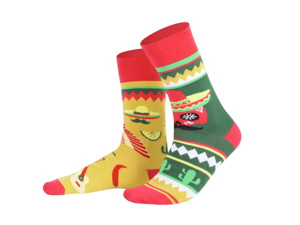 "Socks ""Mexico"", Creative Travel collection"