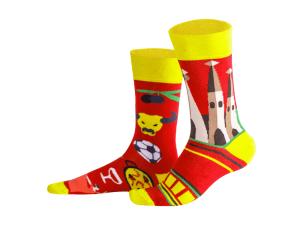 "Socks ""Spain"", Creative Travel collection"