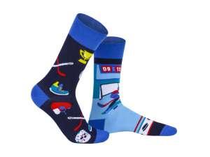 "Socks ""Hockey"", Creative collection"