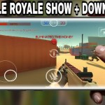 SAIU BATTLE ROYALE SHOW DE BOLA