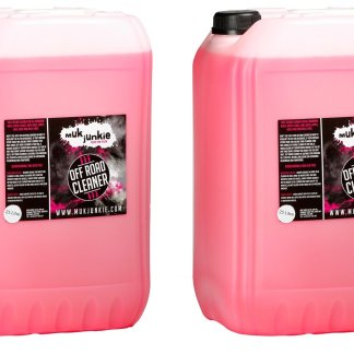 2 x Muk Junkie Off Road Bike Cleaner 25 Litre