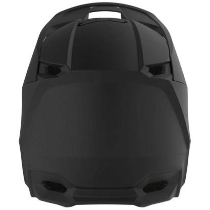 Fox V1 Przm Helmet Camo Matte Black Adult Back