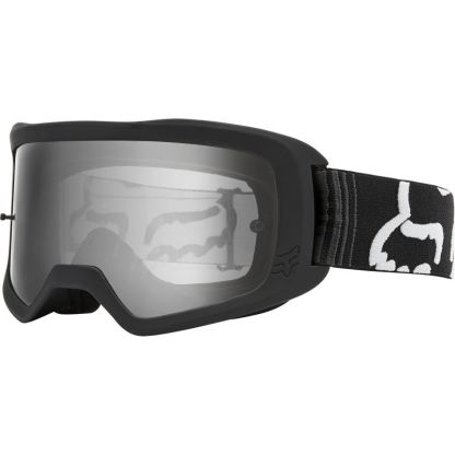 Fox Main II Race Goggles Black Adult Side