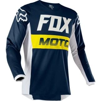Fox 180 FYCE Jersey Youth Navy