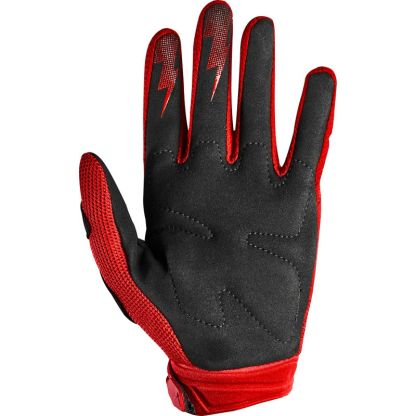 Fox Dirtpaw Red Glove 2020 Adults Palm