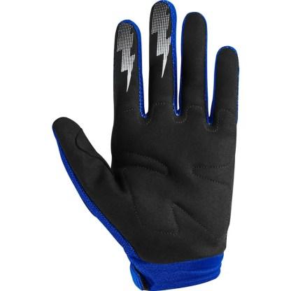 Fox Dirtpaw Blue/White Glove 2020 Adults Palm