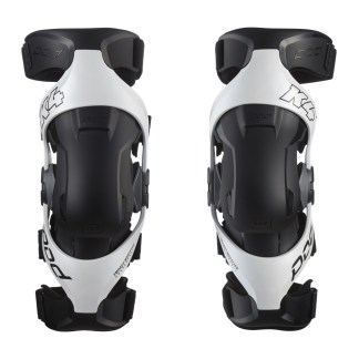 Pod Mx K4 2.0 Knee Brace White Adult