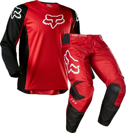 Fox 180 PRIX Pee Wee Jersey and Pants Set