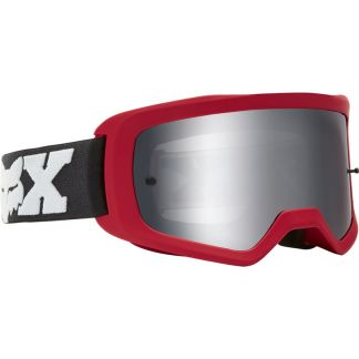 Fox Main II Linc Goggles Spark Lens Flame Red Adult