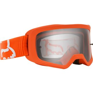 Fox Main II Race Goggles Flo Orange (Adult)