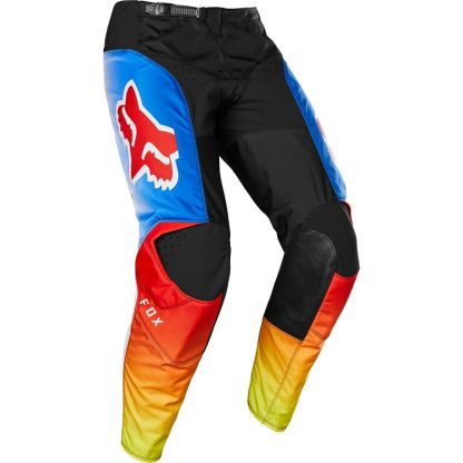 Fox 180 FYCE Blue/Red Youth Pants