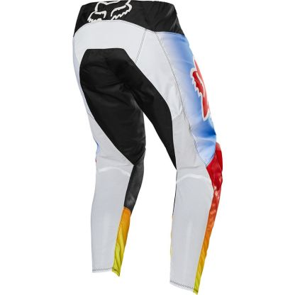 Fox 180 FYCE Blue/Red Youth Pants Back
