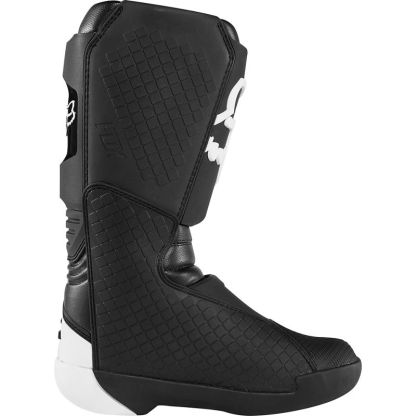 Fox Comp Black Boots Motocross Adult Innerside