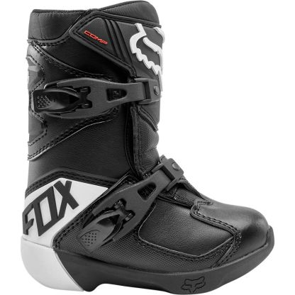 Fox Comp Boots Kids Black Outer