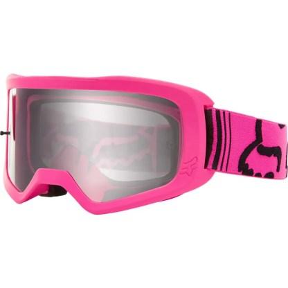 Fox Main II Race Goggles Pink Adult Side