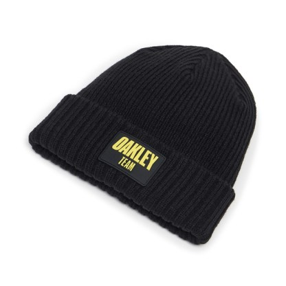 Oakley Team Patch Casual Beanie Blackout