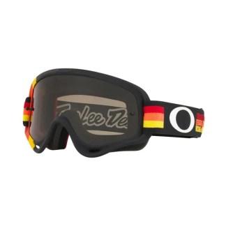Oakley XS O Frame TLD Collection SS19.1 MX Goggle (Pre-Mix RYO) Dark Grey Lens