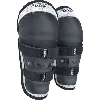 Fox Pee Wee Titan Knee Guards