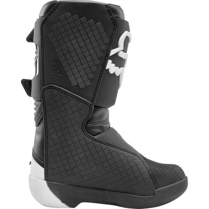Fox Youth Comp Boots Black Inner