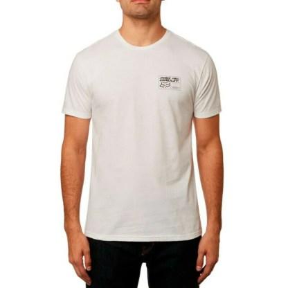 Fox Racing Pro Circuit Premium S/S Adult T-Shirt White