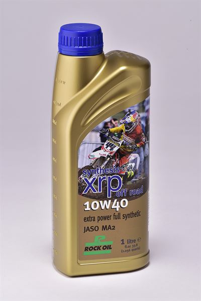 ROCK OIL SYN XRP OFF ROAD - 10W 40 1 litre