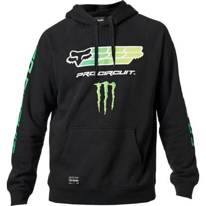Fox Monster Pro Circuit Hoodie Black