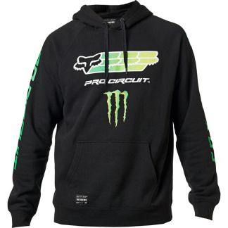 Fox Monster Pro Circuit Hoodie Black
