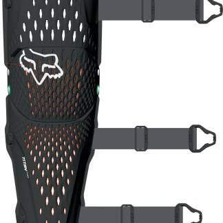 Fox Titan Pro D30 Knee Guard Adult Black