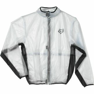 Fox Fluid Rain Jacket Youth