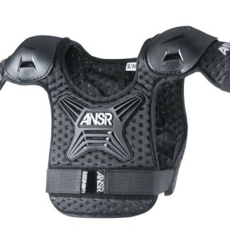 ANSR RACING PEE WEE ROOST DEFLECTOR BLACK