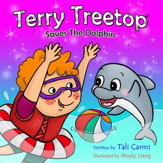 Terry Treetop Saves The Dolpine Book Cover