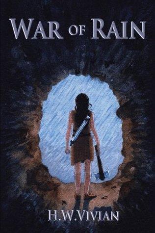 War of Rain Book Cover