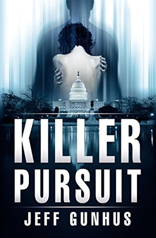 Killer Persuit: An Allison McNeil Thriller Book Cover