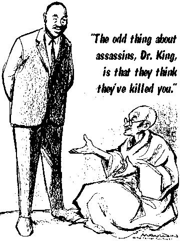 Gandhi/Martin Luther King Jr. Lesson 2-6/2-7