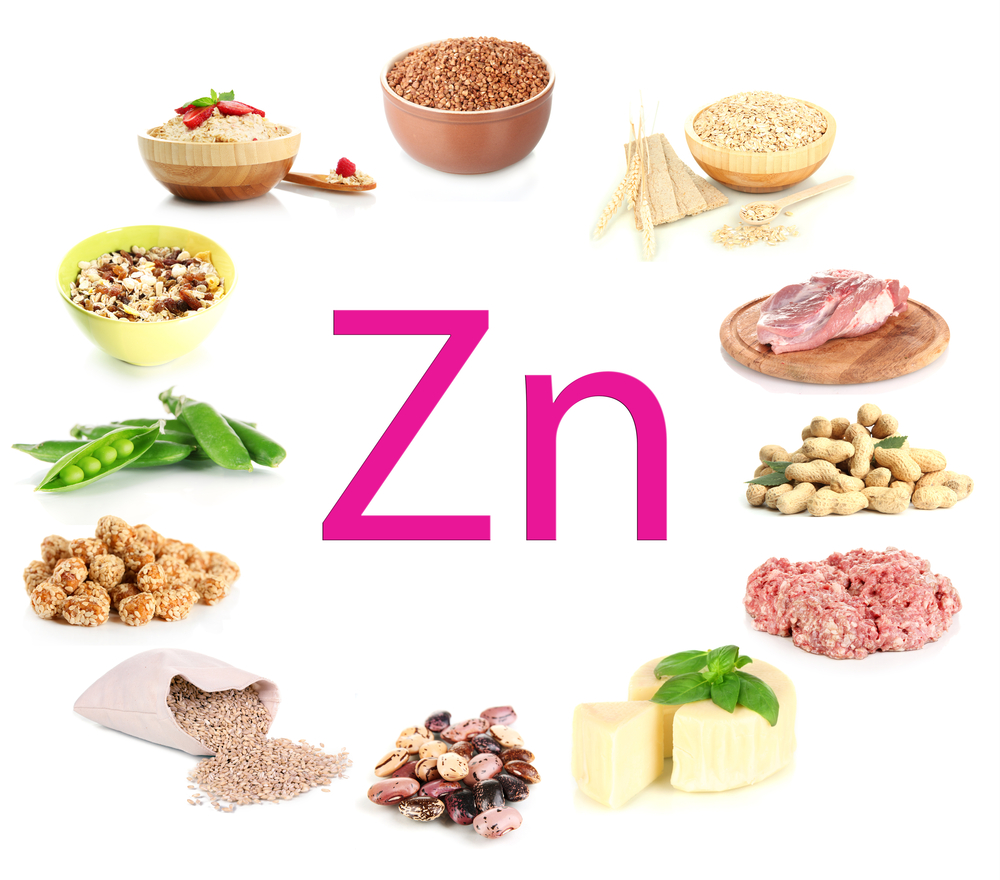 Think Zinc How this important mineral effects the body and making sure you get enough