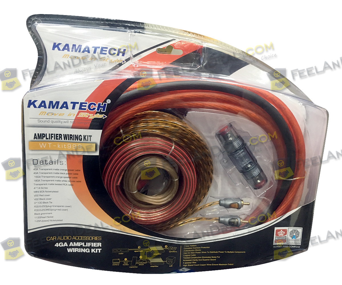 hight resolution of amplifier wireing kit feelandeal