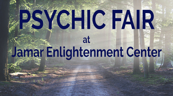 Psychic Fair, Saturday, Nov. 17th 12 pm – 5 pm