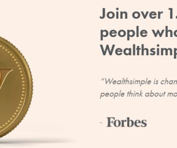 加拿大Fintech – 投资理财全家桶 Wealthsimple