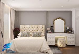Thiết kế thi công nội thất căn hộ 80m2