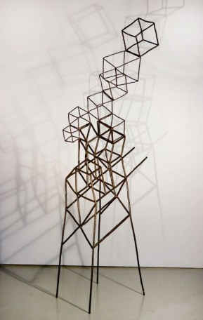 Phenotype 1 (forged steel), private collection