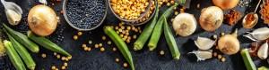 Image illustrant des légumes