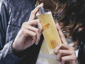 image illustrant la categorie parfum femme