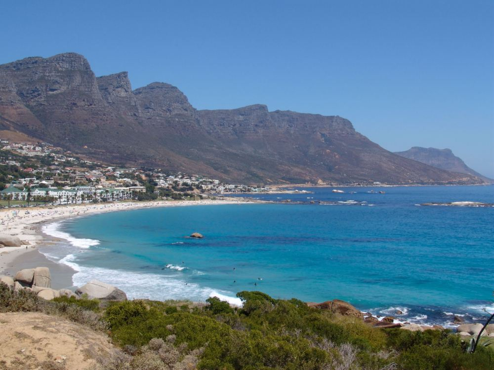 12 Apostles Mountain in Cape Town, South Africa