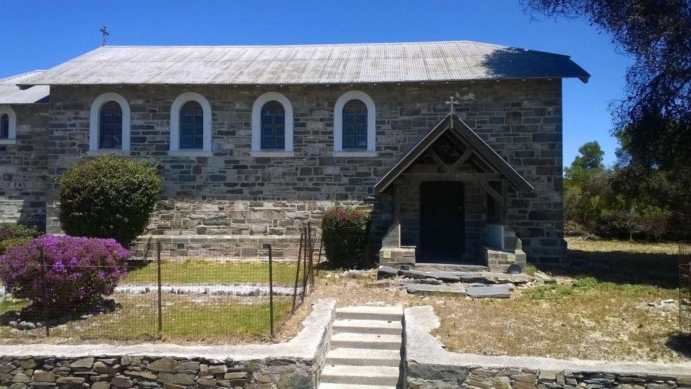 Church on Robben Island