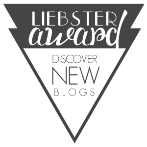 The Liebster Award for new bloggers