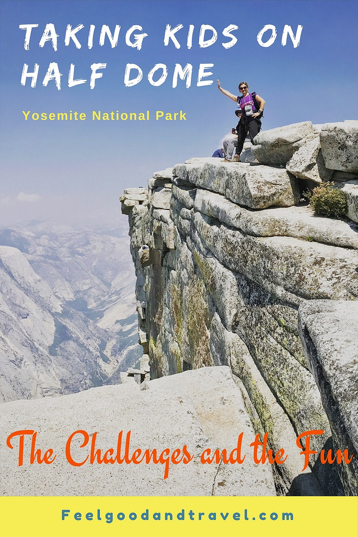 Half Dome Pinterest Pin