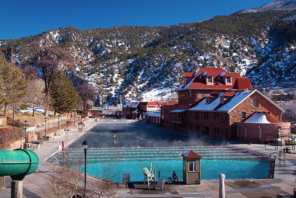 Glenwood Springs Hot Pool