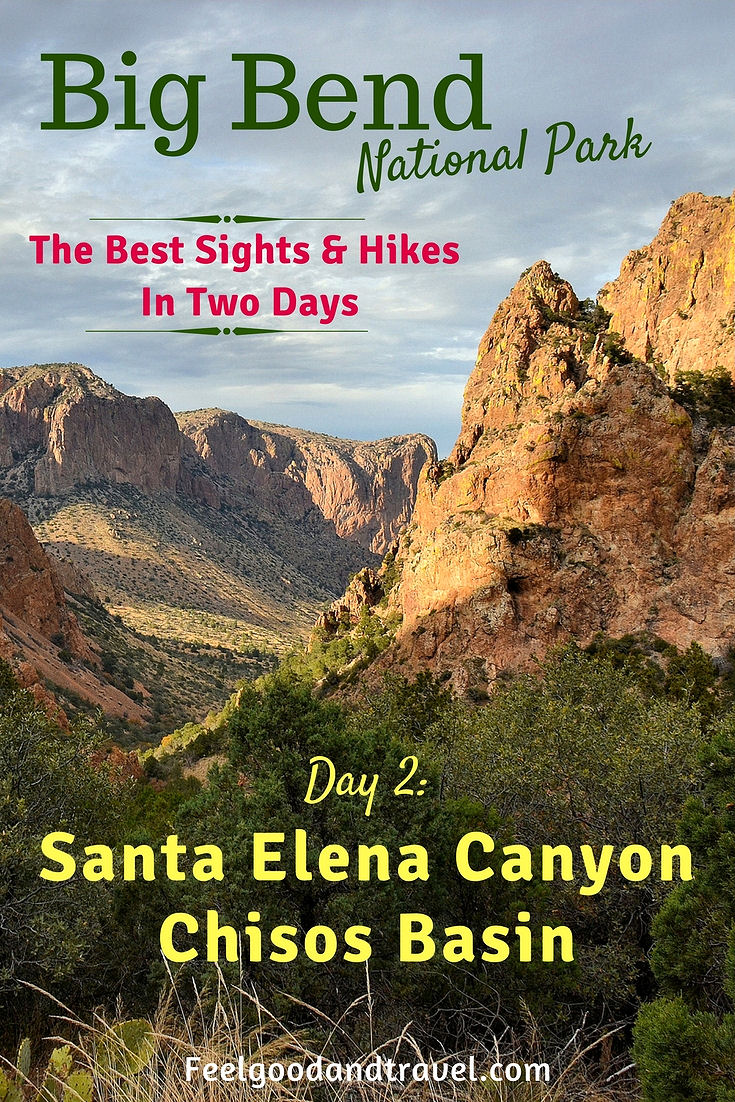 Big Bend Day 2 Pinterest Pin